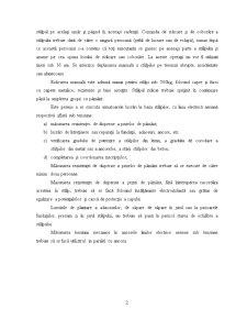 Masuri de Securitate a Muncii pentru Executarea Lucrarilor la Liniile Electrice Aeriene din Exploatare - Pagina 2
