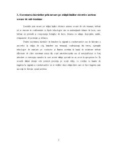 Masuri de Securitate a Muncii pentru Executarea Lucrarilor la Liniile Electrice Aeriene din Exploatare - Pagina 3