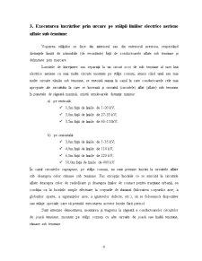 Masuri de Securitate a Muncii pentru Executarea Lucrarilor la Liniile Electrice Aeriene din Exploatare - Pagina 4