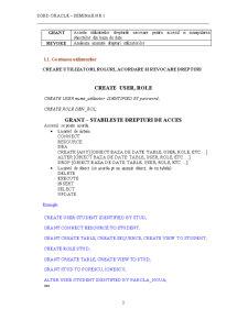 Sisteme de Gestiune a Bazelor de Date - Pagina 3