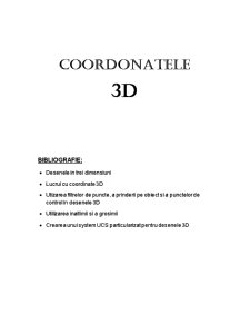 Coordonate 3D - Pagina 1