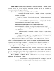 Perfectionarea Contabilitatii Consumurilor si Calculatiei Costului Produselor in Vinificatie - Pagina 4