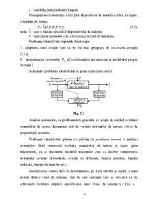 Identificarea Sistemelor - Pagina 2