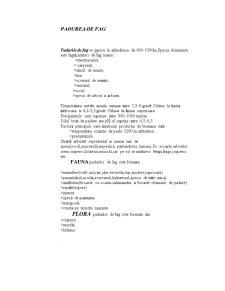 Ecosistemul - Padurea - Pagina 3