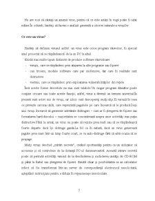 Virusii Calculatoarelor - Pagina 5
