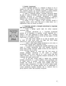 Prelegerea a V-a - Investirea Institutionala - Competenta Instantelor Judecatoresti - Pagina 2