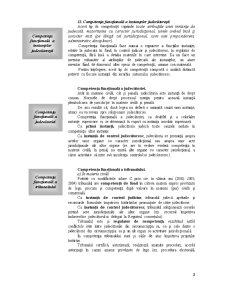 Prelegerea a V-a - Investirea Institutionala - Competenta Instantelor Judecatoresti - Pagina 3