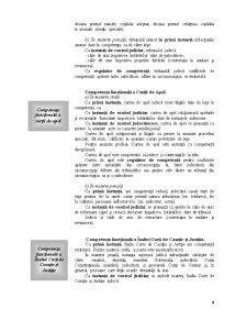 Prelegerea a V-a - Investirea Institutionala - Competenta Instantelor Judecatoresti - Pagina 4