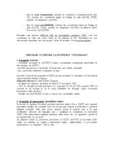 Sistemul Comercial Internațional - Pagina 3