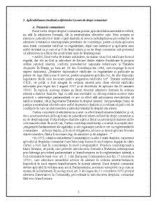 Caracteristicile Dreptului Comunitar - Pagina 3