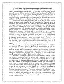 Caracteristicile Dreptului Comunitar - Pagina 4