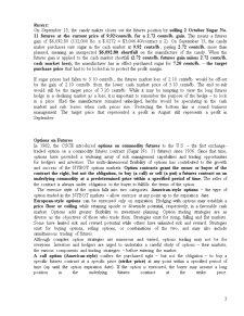 Derivatives Instruments - Pagina 3