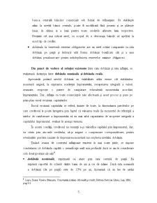 Teorii privind Dobanzile - Pagina 5