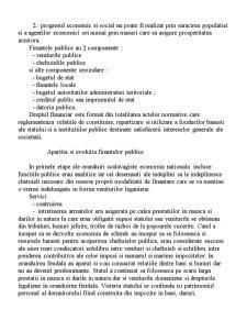 Statul - Functiile Sale si Nevoile de Resursele Financiare ale Acestora - Pagina 2