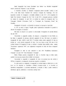 Evolutia Asigurarilor pe Plan International - Pagina 5