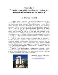 Prezentarea Societatii de Asigurare Asirom SA - Pagina 2
