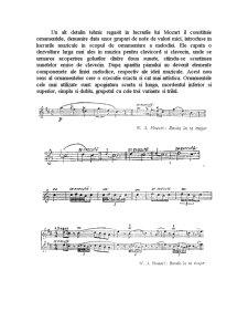 Stilul Mozartian in Interpretarea Pianistica - Pagina 2