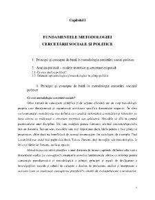 Metodologia Analizei Politice - Pagina 5