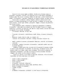Incasso-ul în Afacerile Comercial Externe - Pagina 1