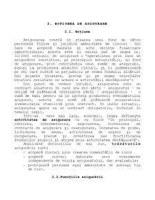 Dreptul Asigurarilor - Pagina 5
