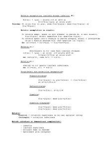 Algoritmi - Pagina 2