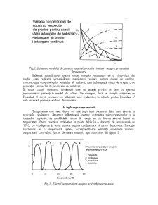 Factorii care Influențează Viteza Proceselor de Fermentație - Pagina 2