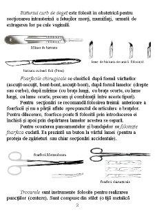 Instrumentarul Chirurgical - Pagina 2