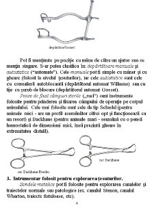 Instrumentarul Chirurgical - Pagina 4