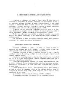 Contabililtate Generala - Pagina 1