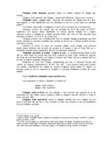 Teoria Generală a Obligațiilor - Pagina 5