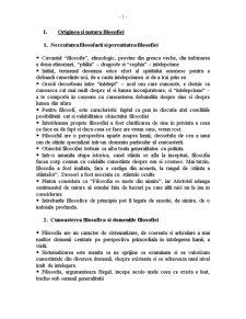 Filosofia Dreptului - Pagina 1