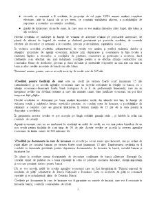 Credite Acordate Clientelei - Pagina 5