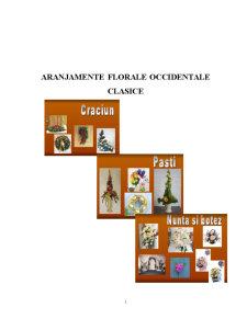 Aranjamente Florale Occidentale Clasice - Pagina 1
