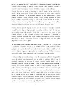 Politici Comerciale pentru Dezvoltarea Comerțului Electronic - Pagina 2
