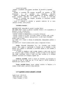 Analiza Activitatii si Dezvoltarea SC Electroncis SA - Pagina 5