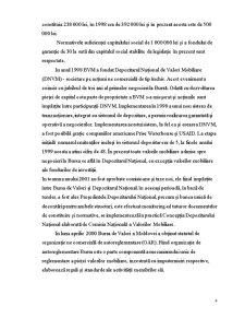 Bursa de Valori – Barometru al Economiei Nationale - Pagina 4