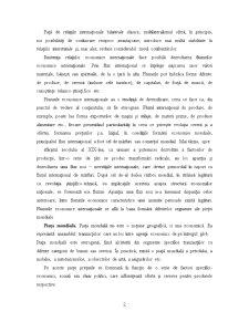 Relațiile Economice Internaționale - Pagina 2