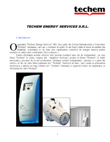 Proiect Birotica - TECHEM Eenergy Services SRL - Pagina 2