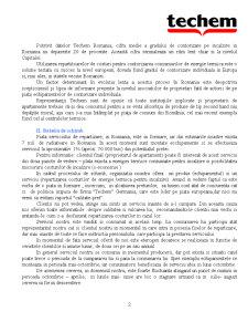 Proiect Birotica - TECHEM Eenergy Services SRL - Pagina 3