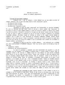 Metodee și Procedee Utilizate în Evaluarea Inteprinderilor - Pagina 1