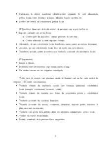 Descentralizarea Financiara - Pagina 5