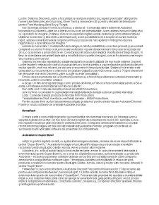 CAD-ul un Program Prezent pentru Viitor - Pagina 3