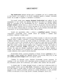 Monitorizare Biodiversitate - Pagina 1