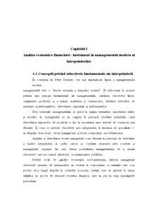 Analiza Economico Financiara - Pagina 2