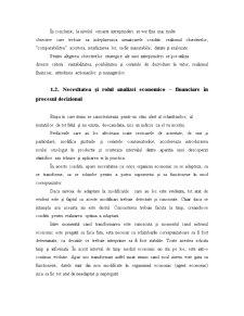 Analiza Economico Financiara - Pagina 5