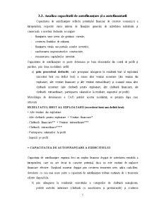 Analiza Economico Financiara 2 - Pagina 1