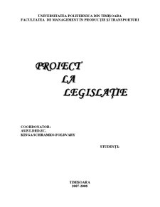 Activitatea de Export la SC KIRI SRL - Pagina 1
