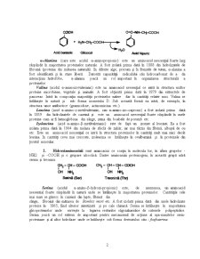 Aminoacizi - Pagina 2