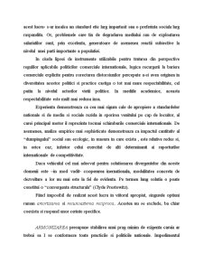 Provocari Noi pentru Sistemul Comercial International - Pagina 3