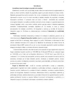 Cadastrul și Publicitatea Imobiliară - Pagina 3